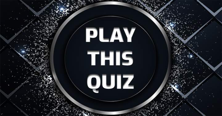 Play Quiz Here