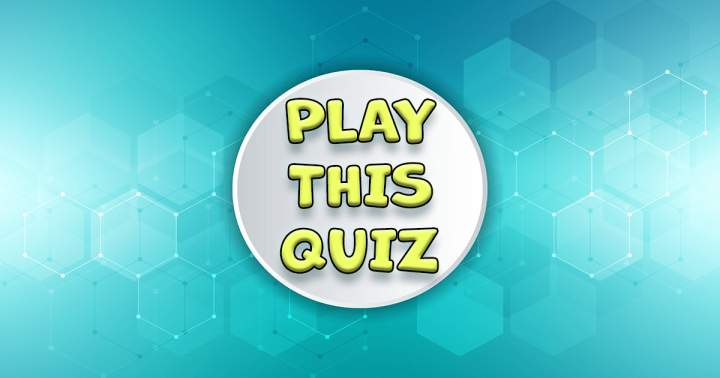 Play This Knowledge Quiz